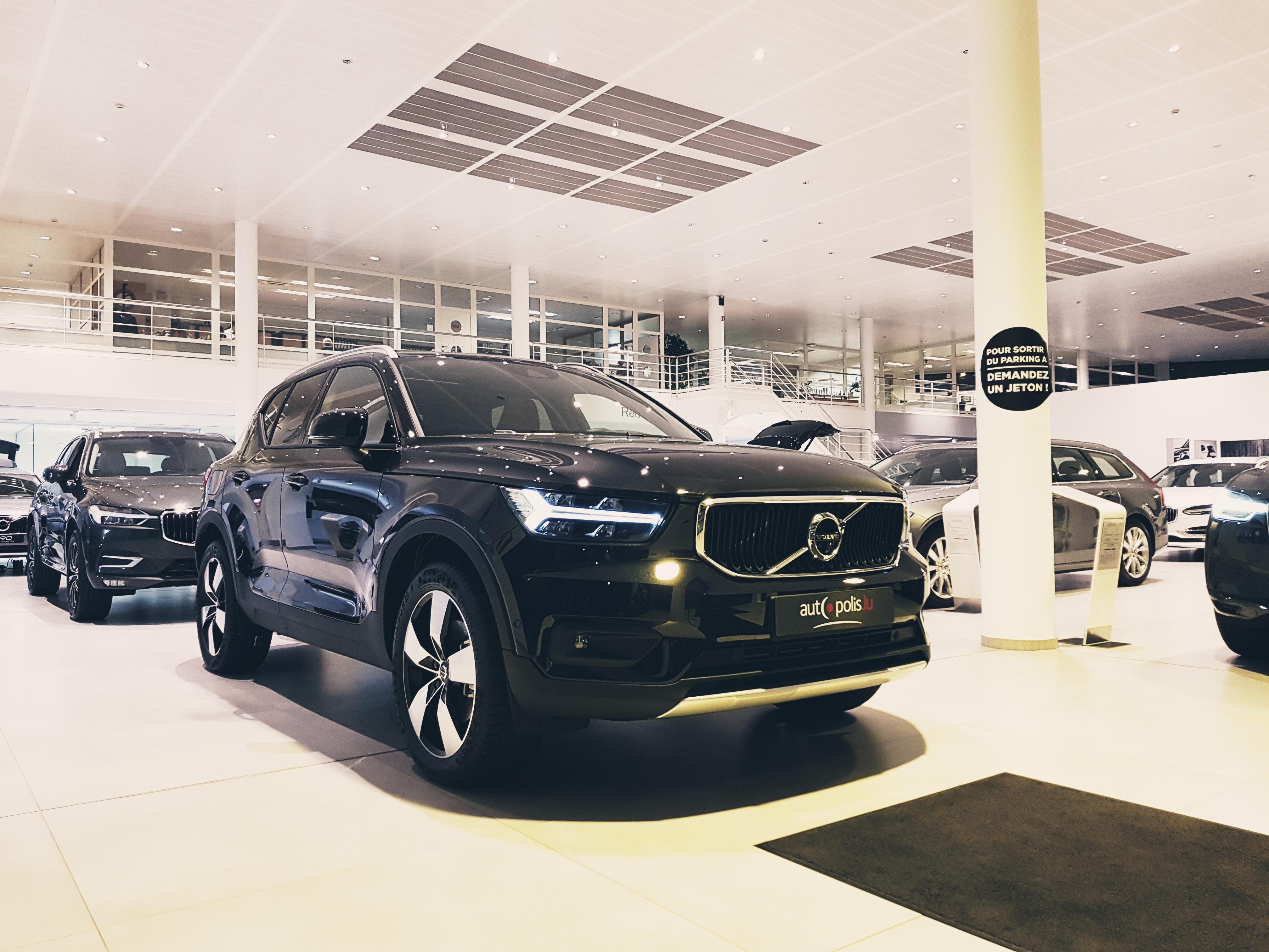La nouvelle Volvo XC40 est arrivée chez Autopolis !