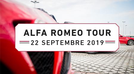 Alfa Romeo Tour : Le 22 septembre 2019