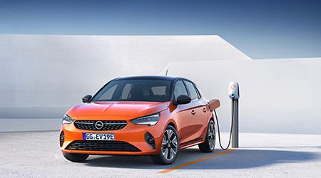 L'Opel Corsa passe à l'électrique !