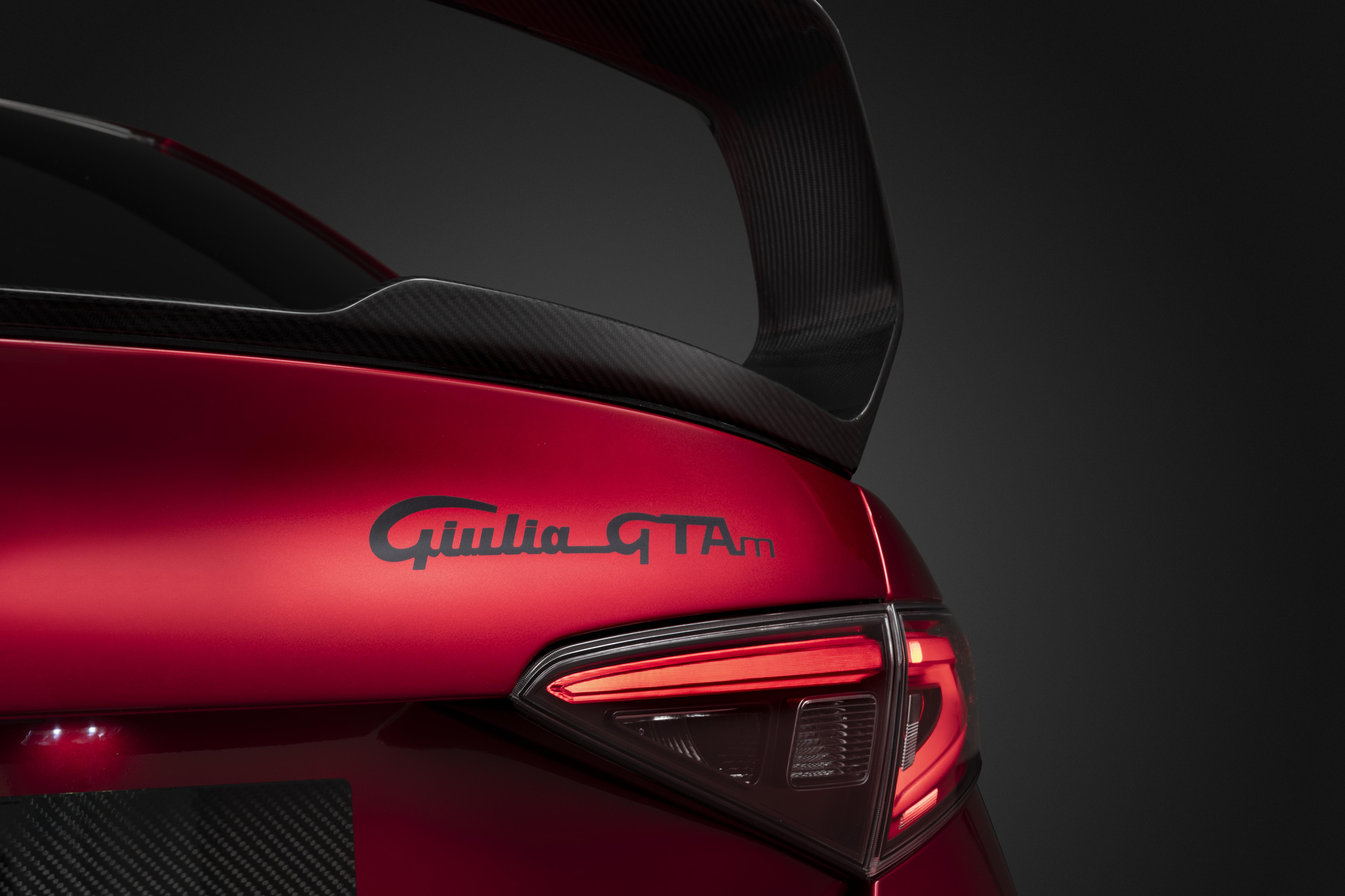 L'Alfa Romeo Giulia se décline en GTA et GTAm