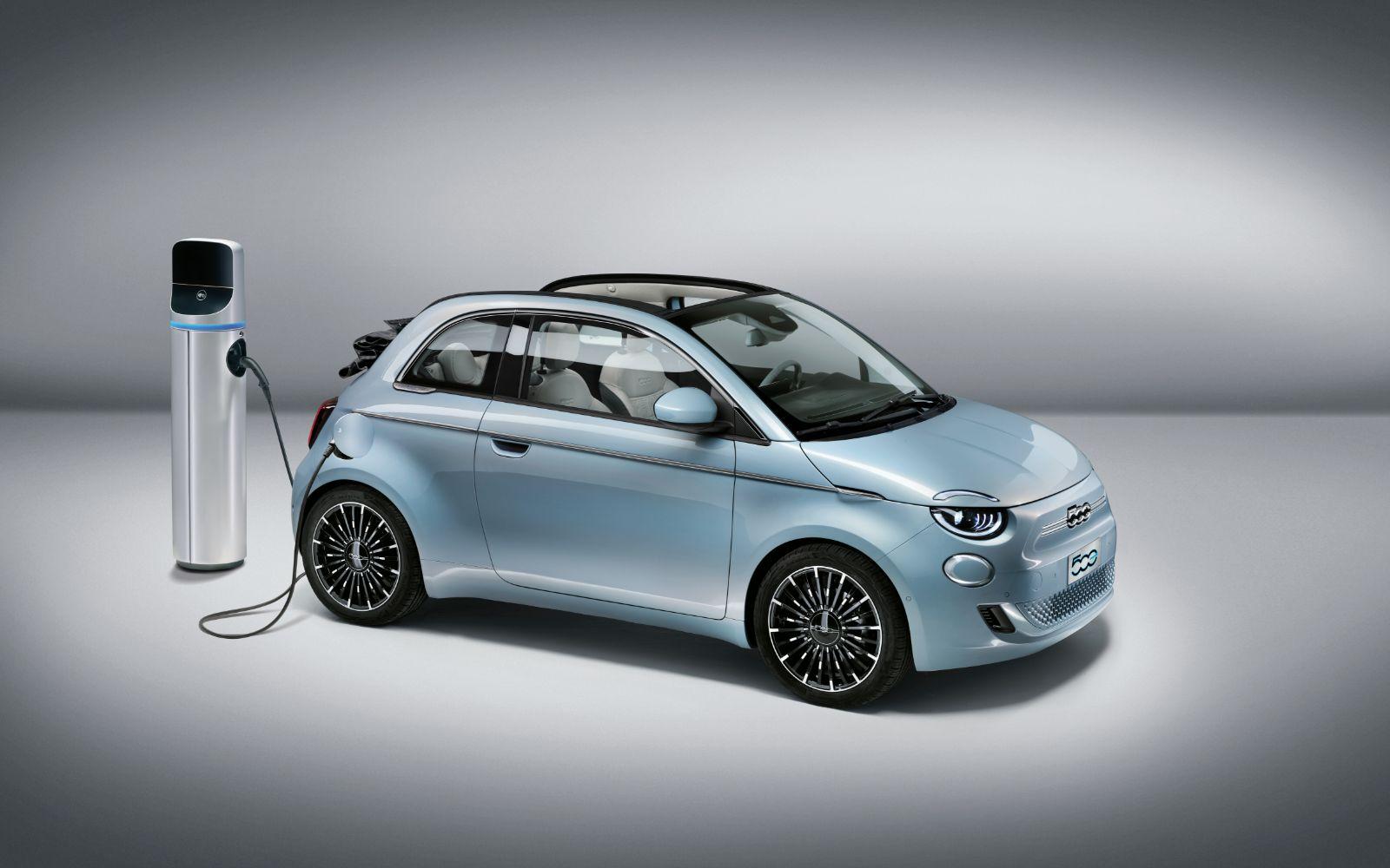 Nouvelle Fiat 500 électrique, une nouvelle ère