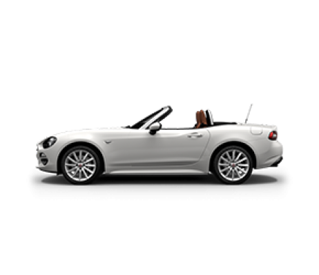 fiat 124 spider Luxembourg