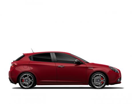 Alfa Romeo Giulietta Luxembourg
