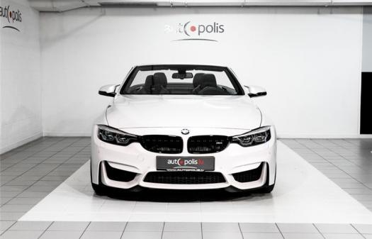 Serie M Cabriolet 3.0 Competition Pack