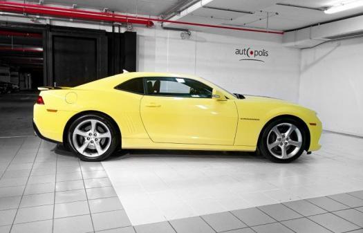 6.2l V8 Coupé