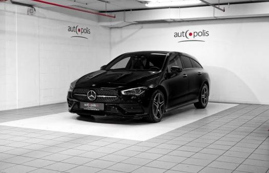 250 Shooting Brake 2.0 4MATIC