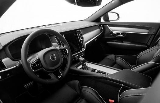 R-Design D5 AWD Gear