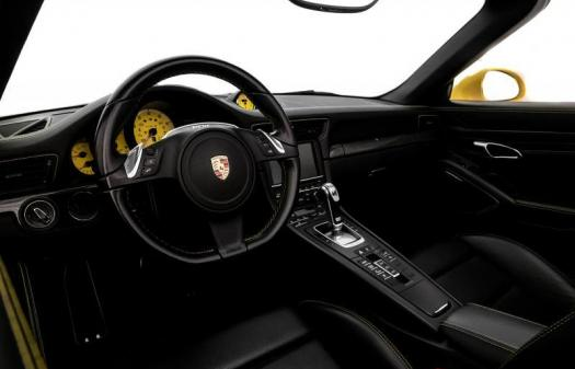 Turbo S Cabrio