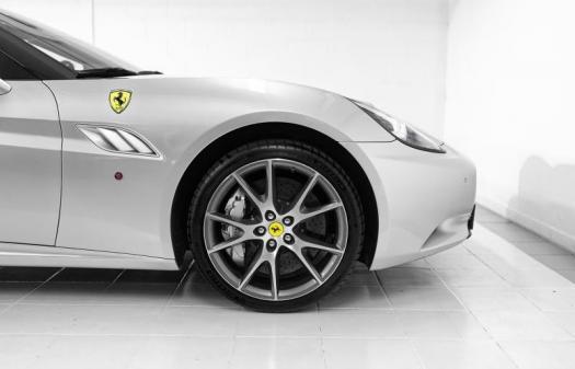 cabriolet F1 V8