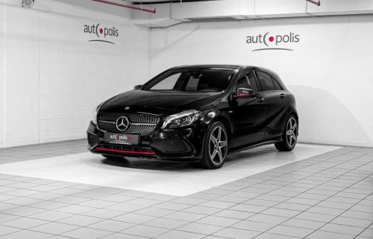 A 4MATIC AMG LINE