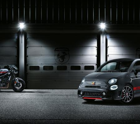 Abarth Yamaha Limited Edition #33