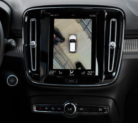 La sécurité, le pilier de Volvo