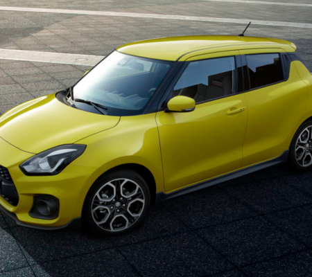 La nouvelle Swift Sport