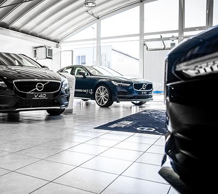 L'univers Volvo