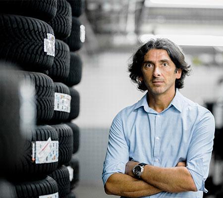 Les avantages des pneus hiver !