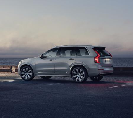 Découvrez le SUV de luxe Scandinave