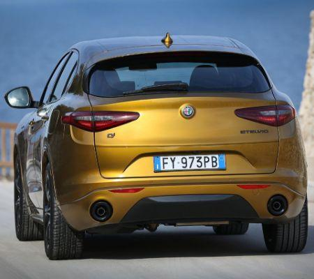 Plus qu'un SUV, une Alfa Romeo
