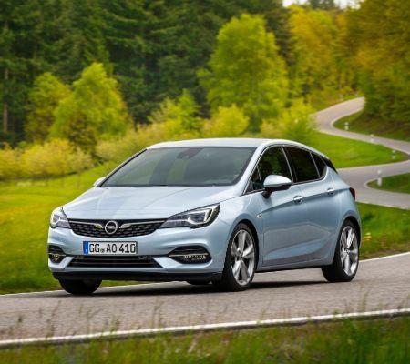 La nouvelle Opel Astra