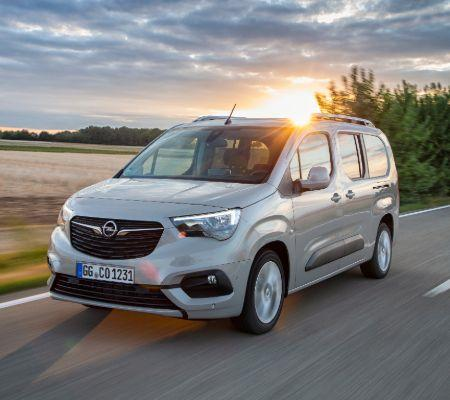 La nouvelle Opel Combo Life