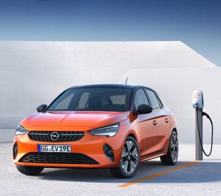 La nouvelle Opel Corsa-e