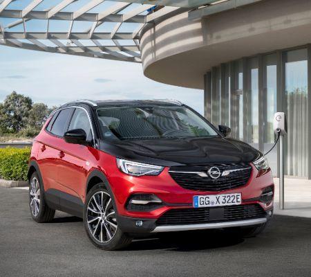 Le nouvel Opel Grandland X Hybrid4