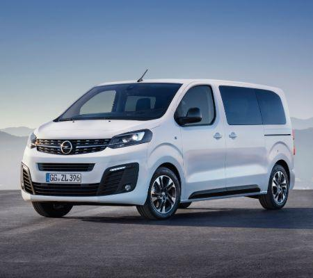 Le nouvel Opel Zafira Life