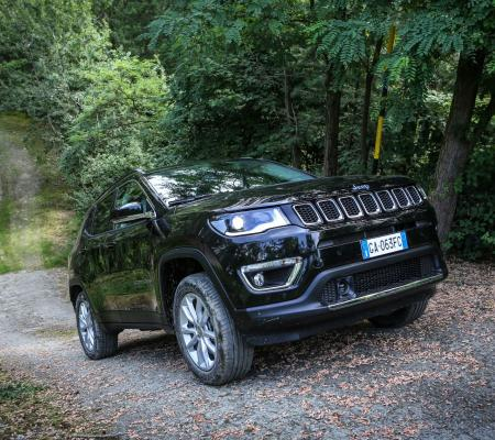 Jeep Compass 4XE Hybride