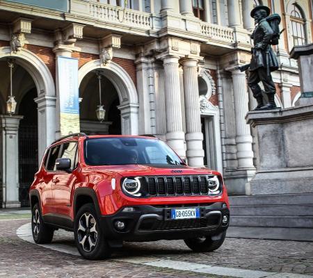 Jeep Renegade 4XE Hybride