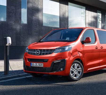 Opel Zafira-e Life à partir de 348€/mois