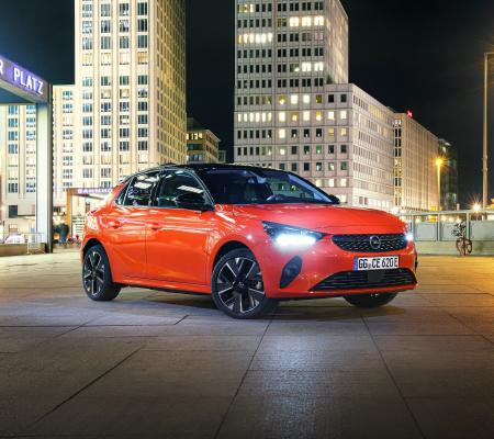 Opel Corsa-e à partir de 236€/mois