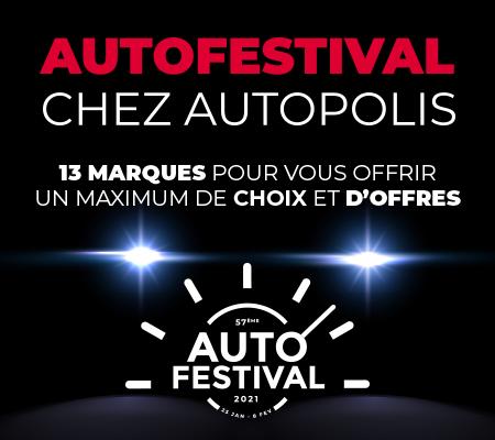 Conditions Autofestival 2021