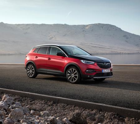 Opel Grandland X hybrid à partir 518€/mois