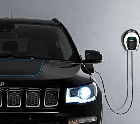 Jeep Compass Hybride Rechargeable