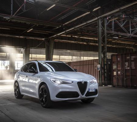 Alfa Romeo Stelvio à -25%