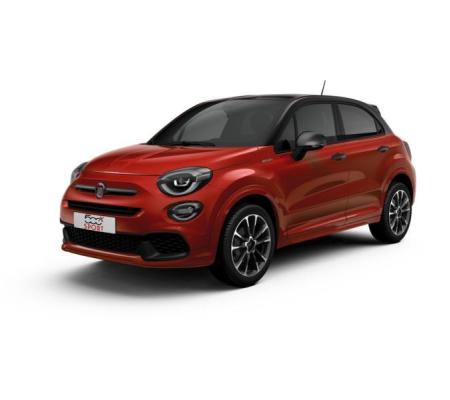Fiat 500X pour 297€/mois*