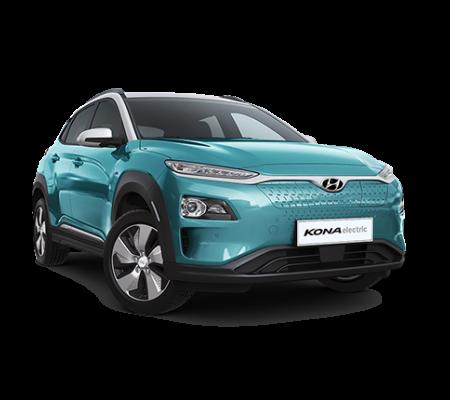 Hyundai Kona EV Sky pour 375€/mois*