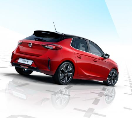 Opel Corsa-e Private Lease Luxembourg Electric Days