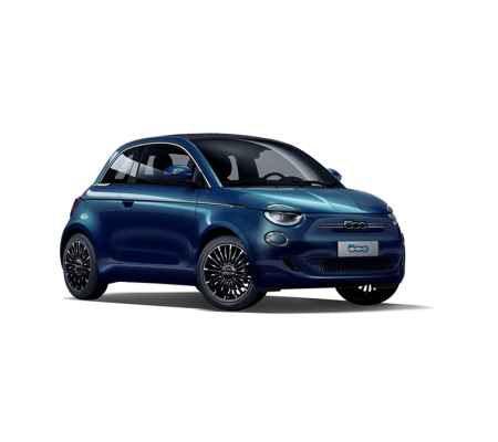 Fiat 500e pour 412€/mois*