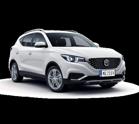 MG ZS EV Luxury pour 289€/mois*