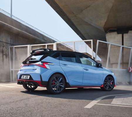 Hyundai i20 N pour 199€/mois*