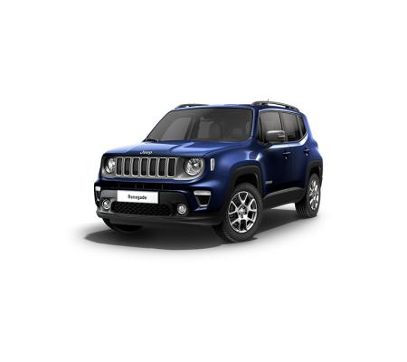 Jeep Renegade Limited pour 209€/mois*